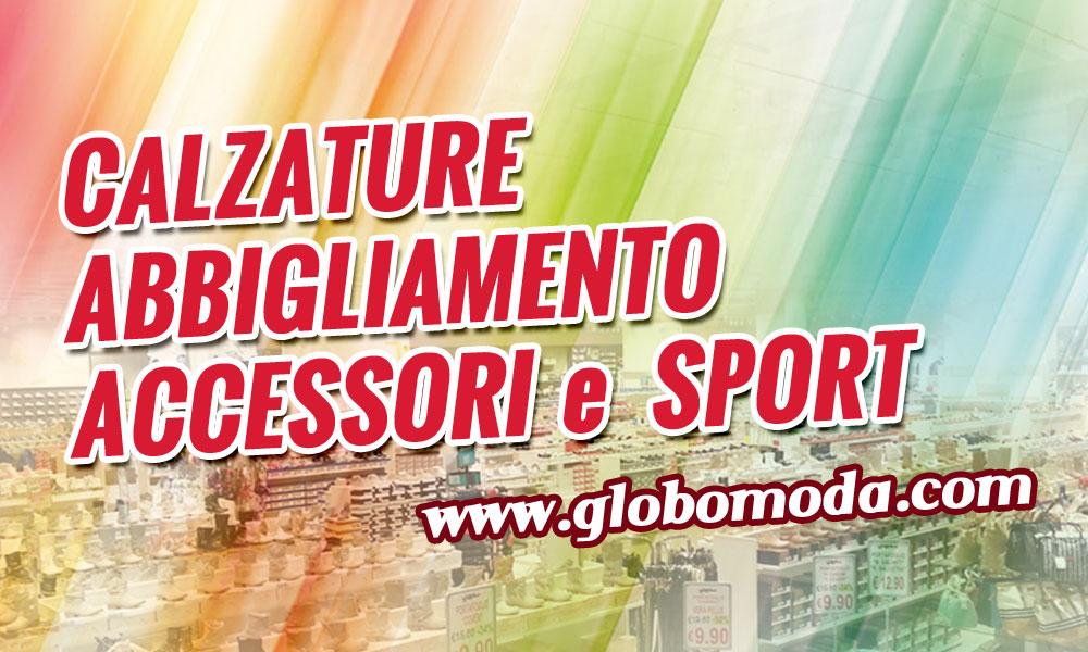 Globo Parco Commerciale Parcofiore San Fior (Tv)