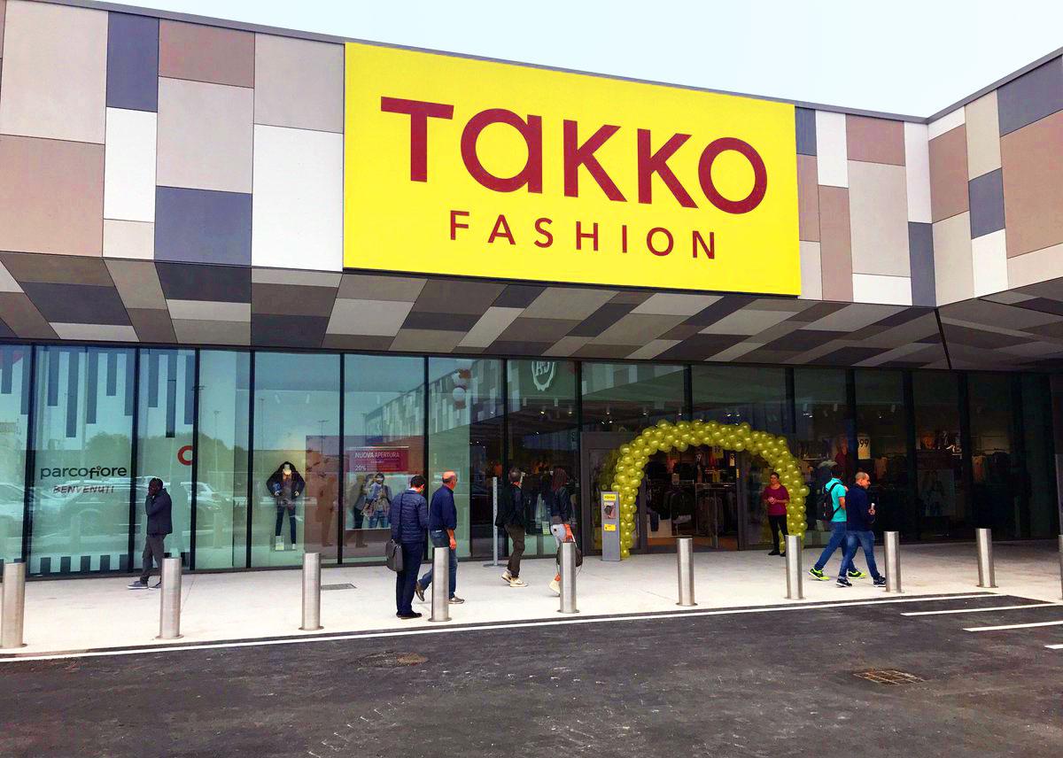metà fuori d61b5 6f360 Takko Fashion - Parco Commerciale Parcofiore - San Fior (Tv)